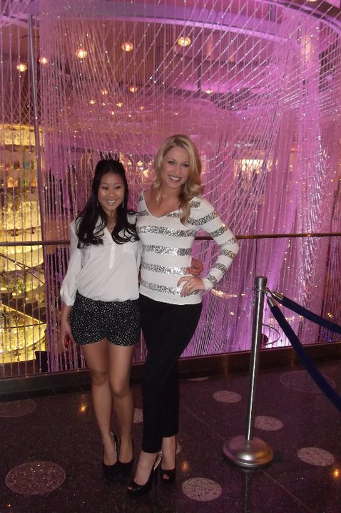 Adore Decor} Cosmopolitan Hotel, Las Vegas  